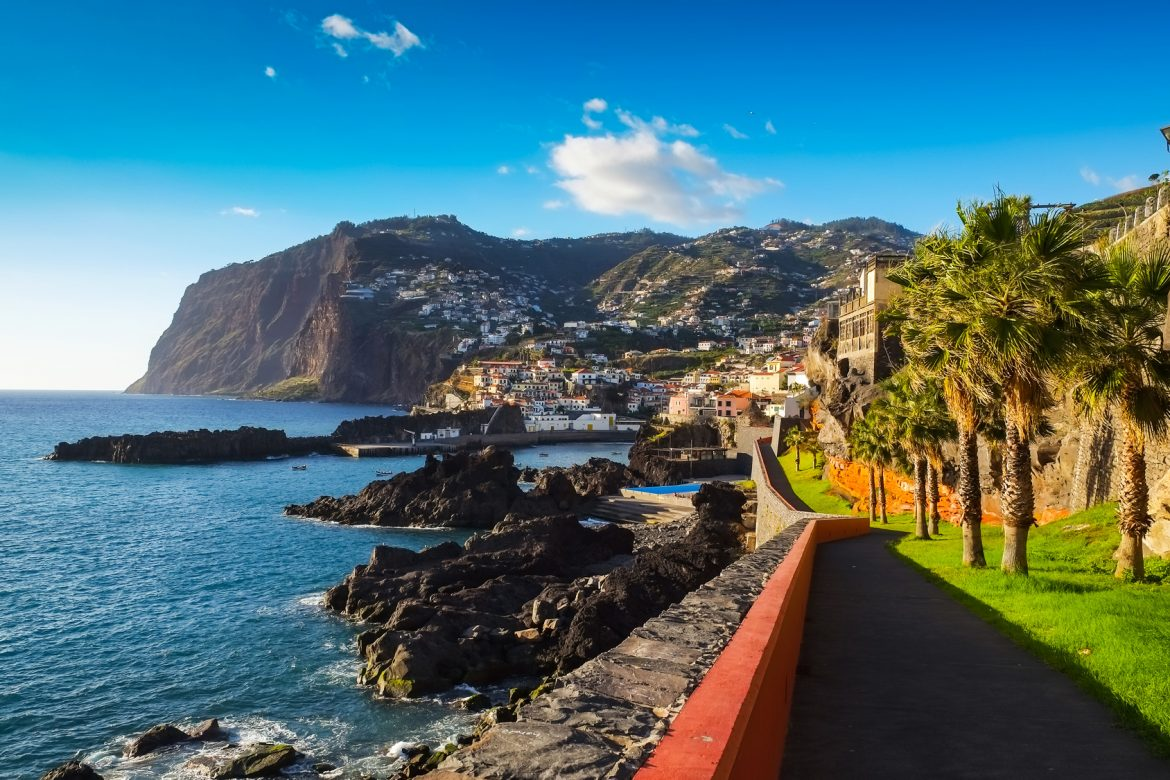 atterrissage a funchal