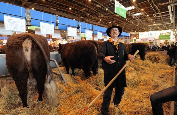 Salon international de l 39 agriculture de paris les voyages de micheline - Salon de l agriculture de paris ...